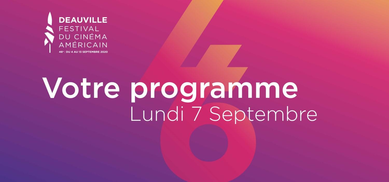 7th September programme