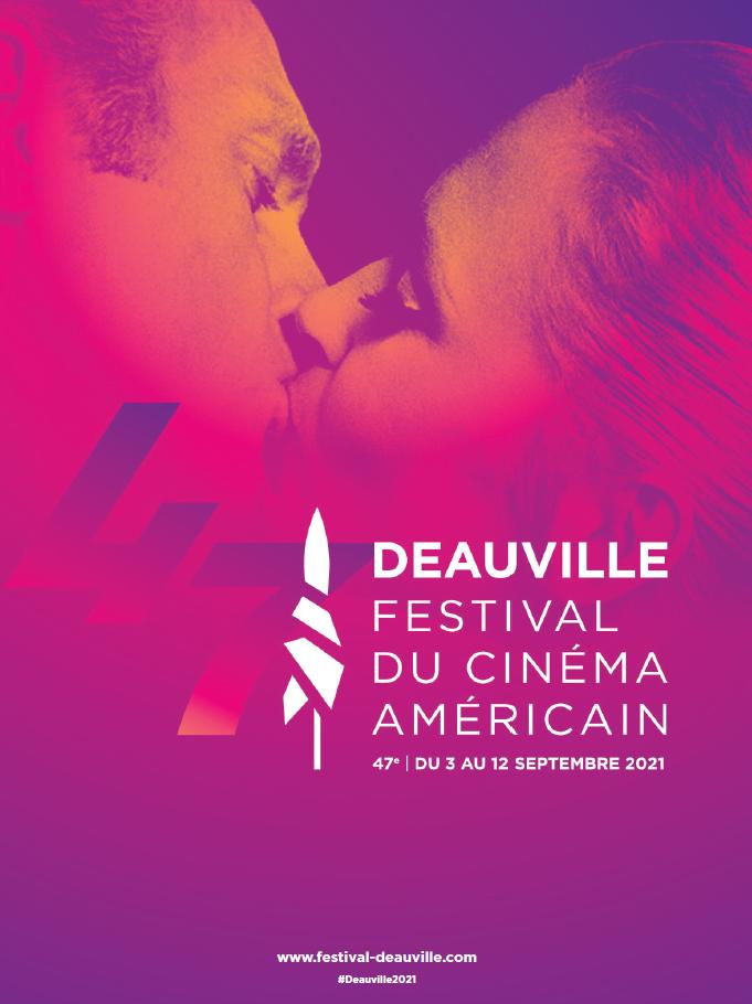 Découvrez l'affiche de la 47e édition du Festival du Cinéma Américain de Deauville.